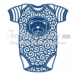 Tattered Lace Dies - Baby Grow