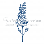 Tattered Lace Dies - Majestic Larkspur