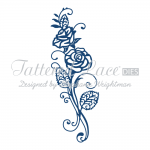 Tattered Lace Dies - Majestic Rose