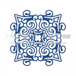 Tattered Lace Dies - Ornamental Square