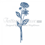 Tattered Lace Dies - Majestic Daisy