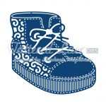 Tattered Lace Dies - Baby Boy Boot