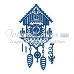 Tattered Lace Dies - Spinning Charm Cuckoo Clock