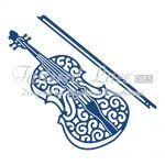 Tattered Lace Dies - Violin