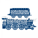 Tattered Lace Dies - Steam Train