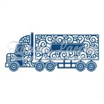 Tattered Lace Dies - Lorry