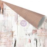 "Prima Marketing Inc - Amelia Rose - Rose Gold Foiled D/S C/S 12""X12"" - Texture Lover"