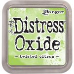 Tim Holtz - Distress Oxides Ink Pad - Twisted Citron