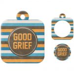 We R Memory Keepers - Embossed Die-Cut Mini Frames - Good Grief