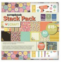 We R Memory Keepers - Love 2 Craft Collection - Paper Pack