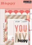 Teresa Collins Designs - You Are My Happy - 4 File Folders