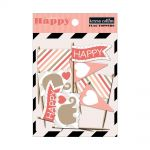 Teresa Collins Designs - You Are My Happy - Flag Toppers