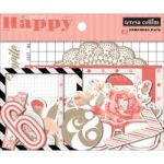 Teresa Collins Designs - You Are My Happy - Ephemera Pack