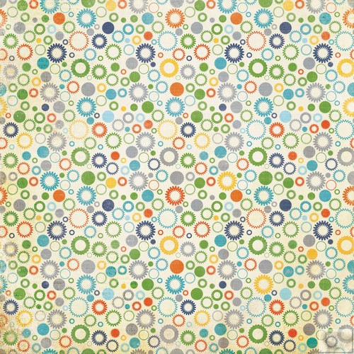 Echo Park - A Boy's Life Imagination Patterned Paper