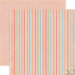 Carta Bella - Alphabet Junction - Delightful Stripe