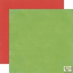 Carta Bella - Alphabet Junction - Leafy Green/Apple Red