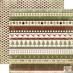 Carta Bella - Christmas Day - Holiday Borders