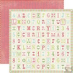 Carta Bella - Merry & Bright - Merry Alphabet