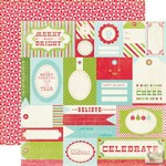 Carta Bella - Merry & Bright - Merry Tags