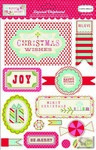 Carta Bella - Merry & Bright - Layered Chipboard