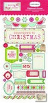 Carta Bella - Merry & Bright - 6 x 13 Chipboard