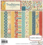 Carta Bella Paper Company - Traditions - Collection Kit