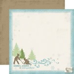 Carta Bella - Winter Fun - Little Sledders