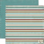 Carta Bella - Winter Fun - Winter Stripe