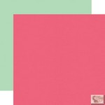 Echo Park - Everyday Eclectic - Solid Pink/Mint