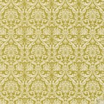Teresa Collins Designs: Fabrications Canvas: Green Damask Paper