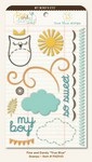 My Minds Eye - Fine and Dandy - True Blue Stamps