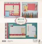 Fancy Pants - Off To School Layout Kit