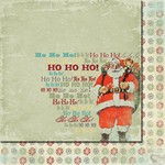 Fancy Pants - Saint Nick Ho-Ho-Ho Paper