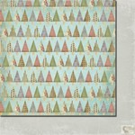 Fancy Pants - Saint Nick Yule Tree Paper