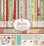 Fancy Pants - Saint Nick Paper Kit