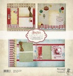 Fancy Pants - Saint Nick Layout Kit
