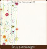 Fancy Pants - Delight - Fling Transparency