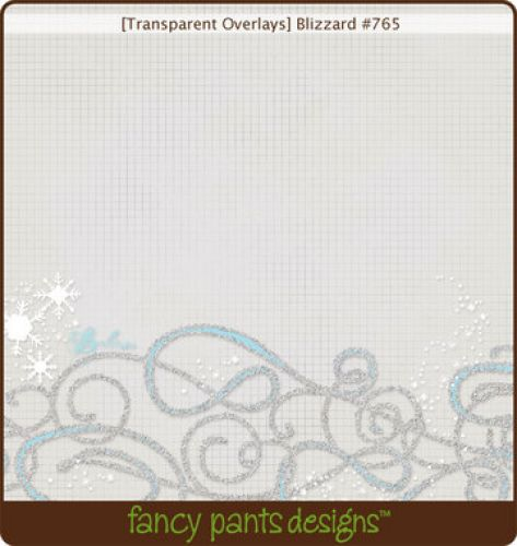 Fancy Pants - Fancy - Blizzard - Transparency