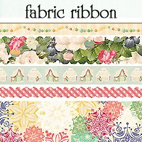 Websters Pages - Sweet Season - Fabric  Ribbon