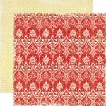 Echo Park Paper Co - For the Record 2 - Tailored - Red Lace