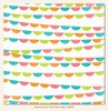 My Mind's Eye - Hip Hooray - Girl Items - Party Time Paper