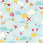 Echo Park - Hello Summer Butterfly Sky Patterned Paper