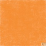 Echo Park - Hello Summer Orange/Pink Distressed Solid Patterned Paper