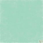 Echo Park - Hello Summer Teal/Green Distressed Solid Patterned Paper