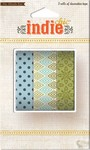 My Minds Eye - Indie Chic - Citron - Grow - Decorative Tape