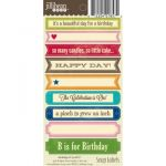 Jillibean Soup - Soup Labels - Birthday II