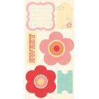 My Minds Eye - Just Dreamy 2 - Delightful - So Sweet - Accessory Card