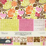 Authentique - Lively - Collection Kit