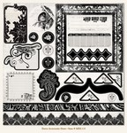 "My Minds Eye - Meadowlark - Dawn - ""Dawn"" Accessories Sheet"