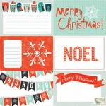 Echo Park Paper Co. -  Photo Freedom -  Dear Santa - Noel